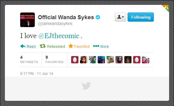 wanda tweet copy